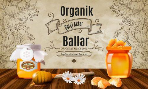 organik ve doğal ballar arı sütü propolis ve polen